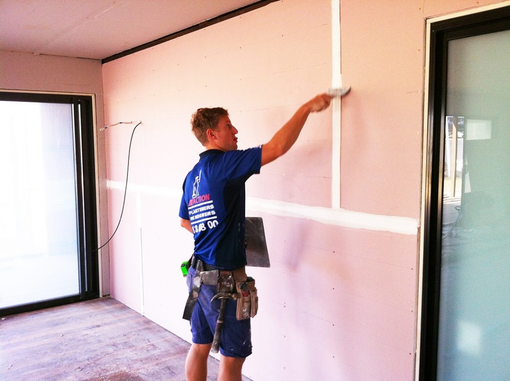 Maintenance Plastering